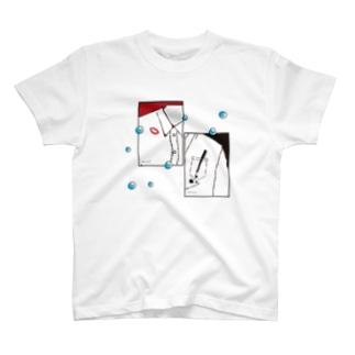 水に流そう T-shirts