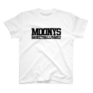【公式】MOONYSオリジナル T-shirts