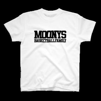 たきまるon the webの【公式】MOONYSオリジナル T-shirts