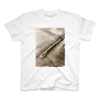 ハンガーラックの部品Tシャツ T-shirts