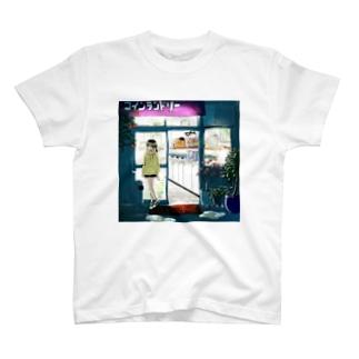 「日々哀楽」 T-shirts