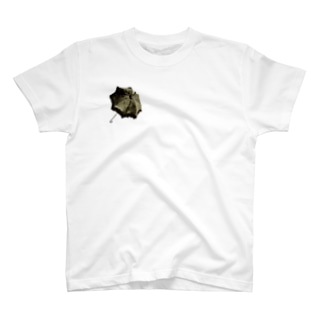 双子の左胸Tシャツ  T-shirts