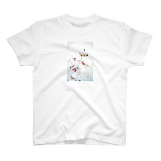 イオノシジウム T-shirts