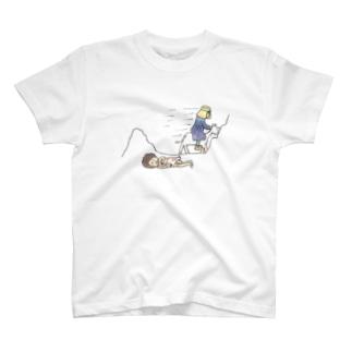 サマリア人 T-shirts