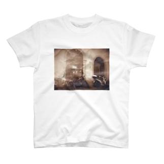 フィレンツェの街並み T-shirts