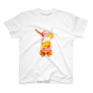 ヘビフロート 暁 T-shirts