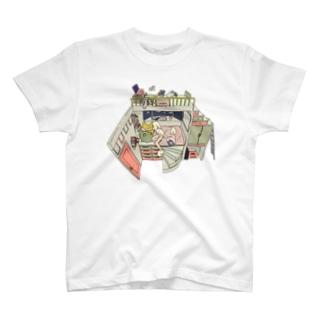 わたしのじかん(透過) T-shirts