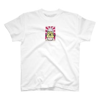 デカぴよこ T-shirts