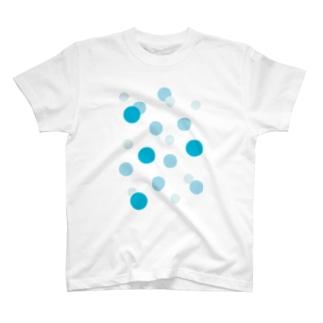 ソーダの水玉 T-Shirt