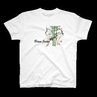 JOKERS FACTORYのTSURU T-shirts