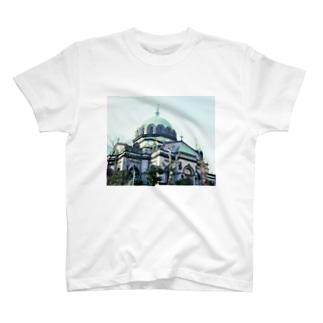 東京都:神田ニコライ堂 Tokyo: Nicholai-do ( Holy Resurrection Cathedral in Tokyo ) T-shirts