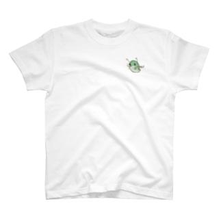 癒しのみじんこちゃん T-shirts