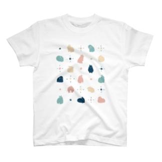 社会的距離 T-shirts