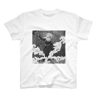 タンポポ王子とツバメ T-Shirt