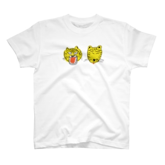 なかよしトラ T-shirts