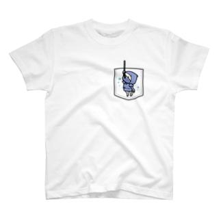 すいとんの術 忍者 T-Shirt