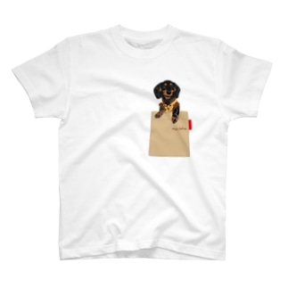 Hassaku in my pocket T-shirts