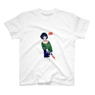 過去の栄光 T-shirts