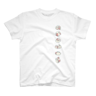 なかよしこうさ T-shirts