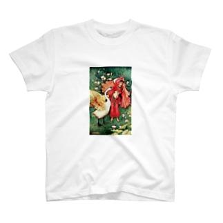 マハーバーラタのダマヤンティ T-shirts