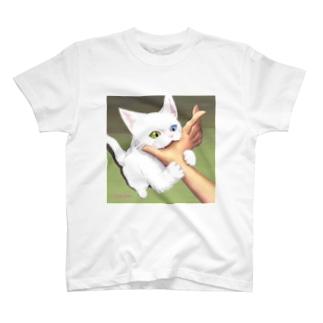 お姉ちゃんの手GET T-shirts