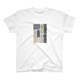 ベルギーの扉 T-shirts