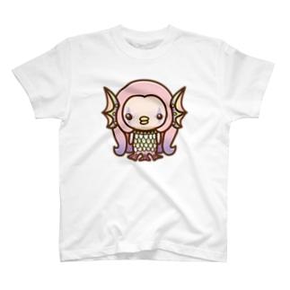 amabie pink [B] T-shirts