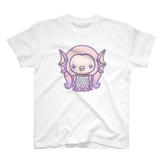 amabie pink [A] T-shirts