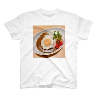 カレーは飲み物Tシャツ T-shirts