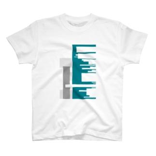 デジタル T-shirts