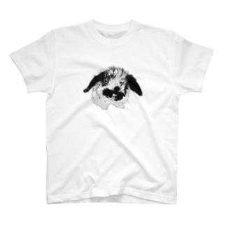 うさぎ女子(Lem) T-shirts
