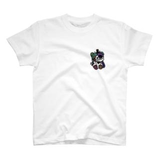 熊猫 T-shirts