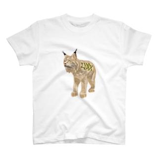 東京の山猫 T-shirts