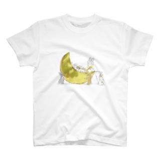 ベビーうさぎ T-shirts