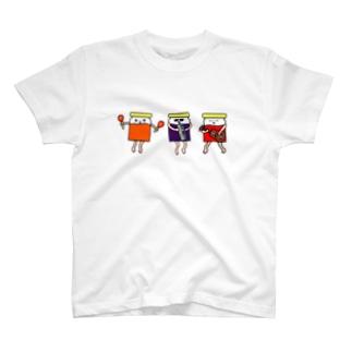ジャムセッション T-shirts