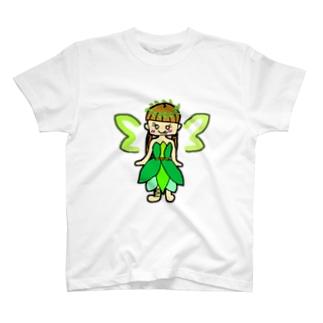 いたずらパックんじー T-shirts