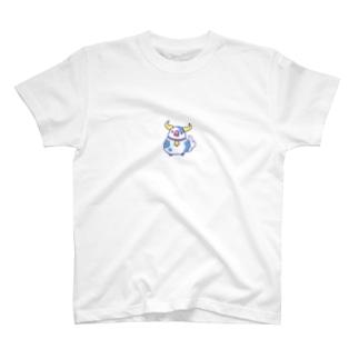 おうし座文鳥 T-shirts