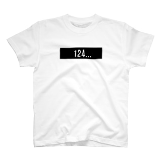 文字化けいぶし銀Tシャツ T-shirts