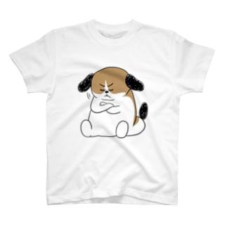 もじゃまる納得 T-shirts