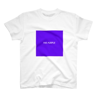 THE PURPLE logo tee T-shirts