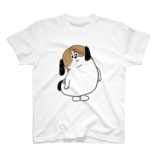 もじゃまるなぁに? T-shirts