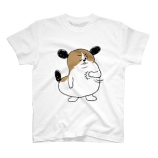 もじゃまるおまかせ T-shirts