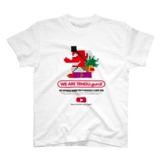 ドット天狗 Tシャツ T-shirts