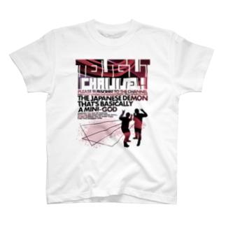 天狗ch. Tシャツ T-shirts