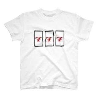 ラッキーセブン T-shirts