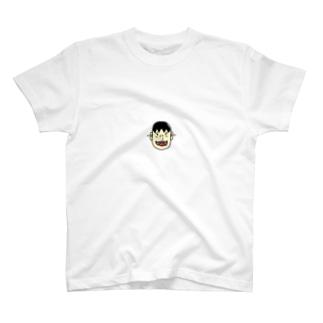 耳掻き貫通たかしくん T-shirts