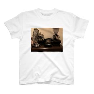 レトロアイテム T-shirts
