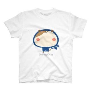 忍びドッグ T-shirts