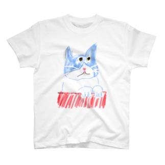NyankoPawPaw (BIG) T-shirts