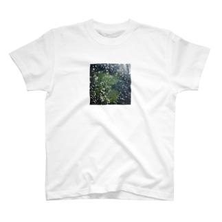 かくれでん T-shirts